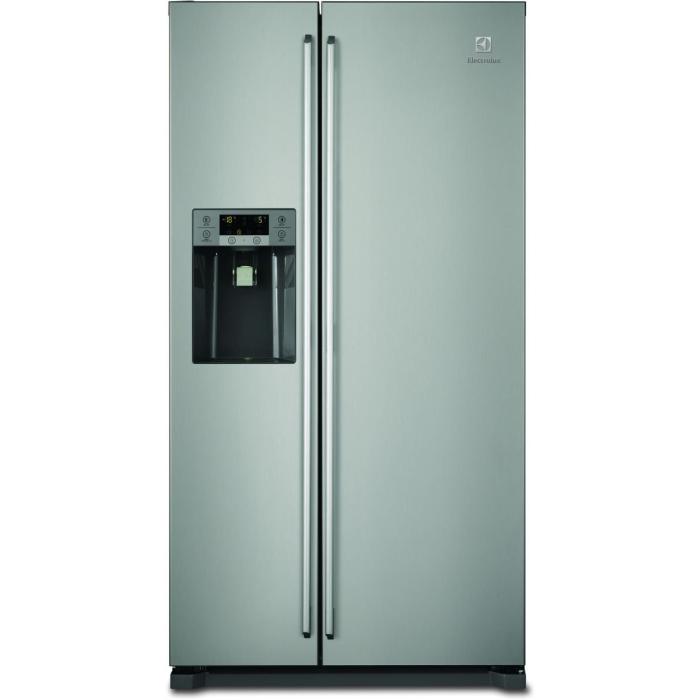 42a06f730 Americká chladnička s mrazničkou Electrolux EAL6140WOU   ElektroMT