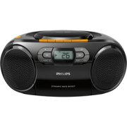 AZ328/12 prenos. rádio s CD/MP3 PHILIPS
