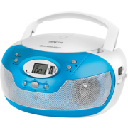 SPT 229 BU rádio s CD/MP3/USB SENCOR