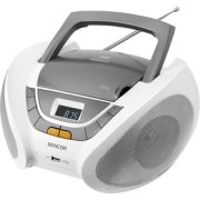 SPT 232 Rádio s CD/MP3/USB SENCOR