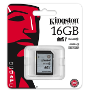 SD10VG2/16GB SDHC Class10 16GB KINGSTON