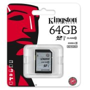 SD10VG2/64GB SDXC Class10 64GB KINGSTON